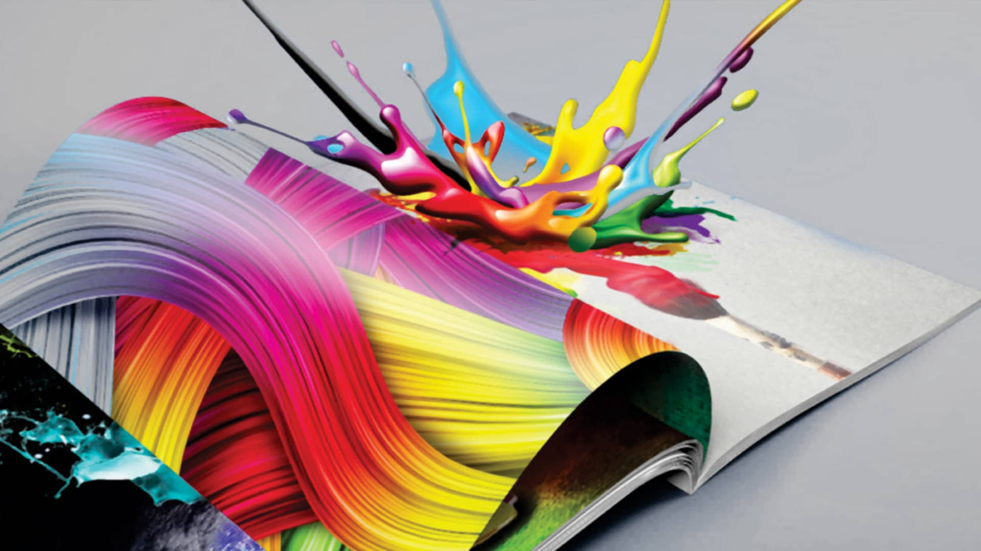Types of Digital Printing