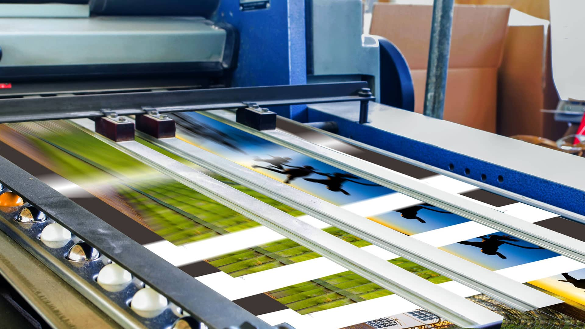 The Pros of Choosing Offset Printing