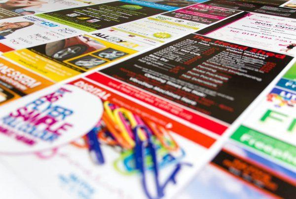 flyer printing in Dubai