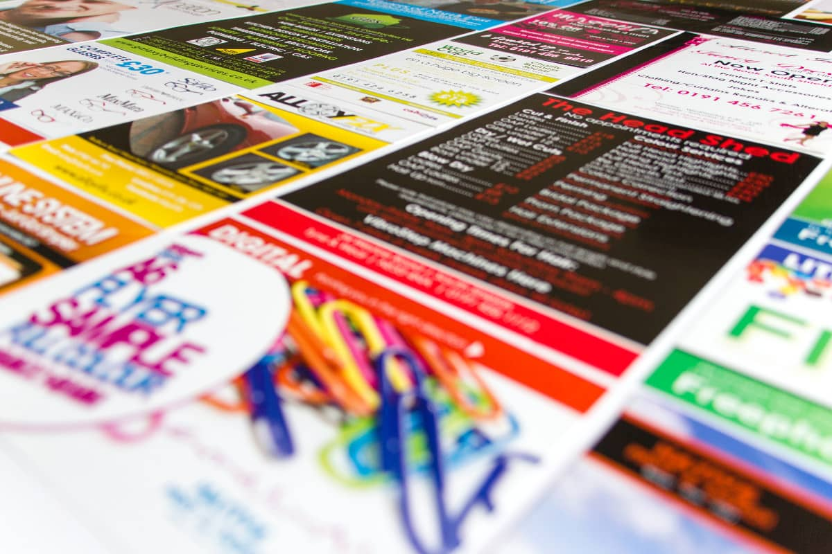 Leveraging Flyer Printing for Your Business in Dubai